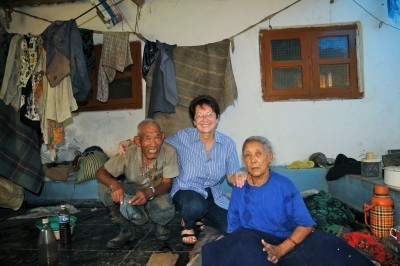 Passang Dolma-Mr. Samdup-aref international onlus-lettera