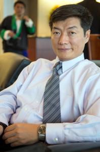 lobsang sangay-CTA-rapporto trilingue-Aref International Onlus-Tibet-Cina