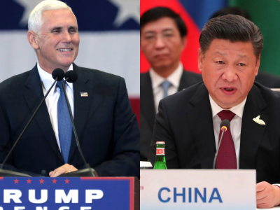 sfida commerciale-aref international onlus-mike pence-xi jinping-donald trump-usa-cina