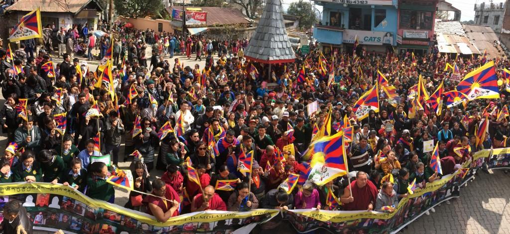"""Aref in India: a Marzo parte un nuovo viaggio per """"Lo Spazio delle memorie"""" e il Tibetan National Uprising Day-aref international onlus-marilia bellaterra-india-aref india-india tibet-popolo tibetano-tibet libero"""