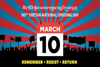 Tibetan Uprising Day-tibet-rivolta tibetana-insurrezione tibetana-cina e tibet-aref international onlus