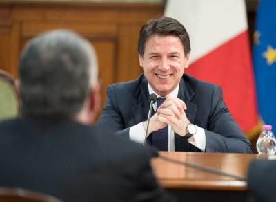 premier conte-conte-giuseppe conte-presidente del consiglio conte-belt and road initiative-cina e italia-unione europea-aref international onlus