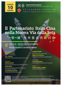 partenariato Italia-Cina-nuova via della seta-via della seta-belt and road initiative-aref international onlus