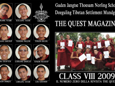 the quest-rivista internazionale the quest-the quest aref international onlus-the quest tibet