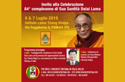 compleanno del dalai lama-compleanno dalai lama-celebrazione compleanno dalai lama-aref international onlus