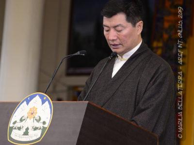 Il Primo Ministro Tibetano Lobsang Sangay in Italia.Il Primo Ministro Tibetano Lobsang Sangay-Il Primo Ministro Tibetano Lobsang Sangay viaggia in italia-aref international onlus