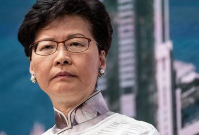carrie lam governatrice di hong kong