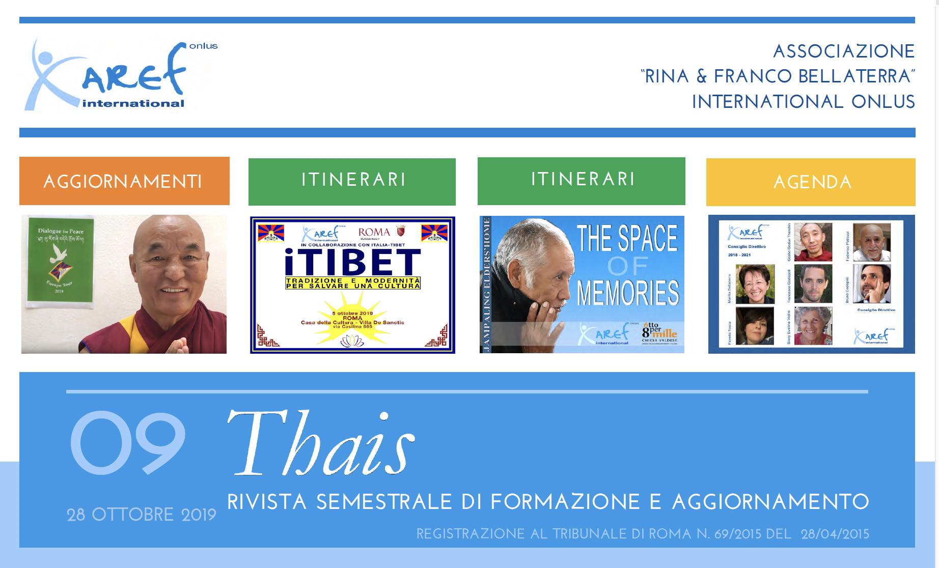 THAIS # 09 – 28/10/2019