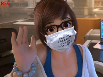 Videogame pro Hong Kong