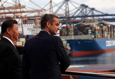 Grecia e Cina accordi aref international onlus