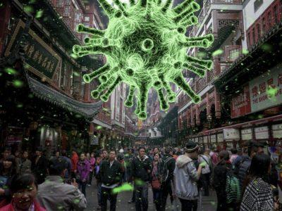 coronavirus nascosto tra la popolazione