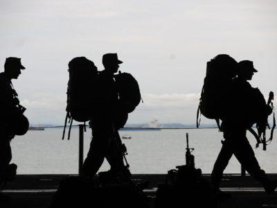 militari dello scontro tra India e Cina