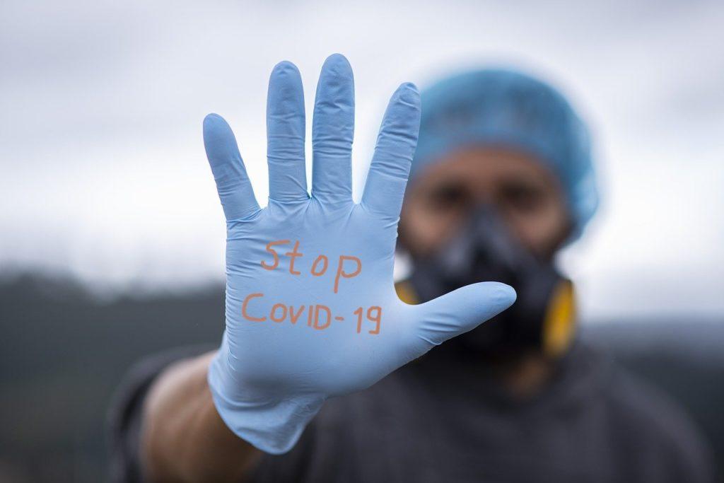stop contro coronavirus