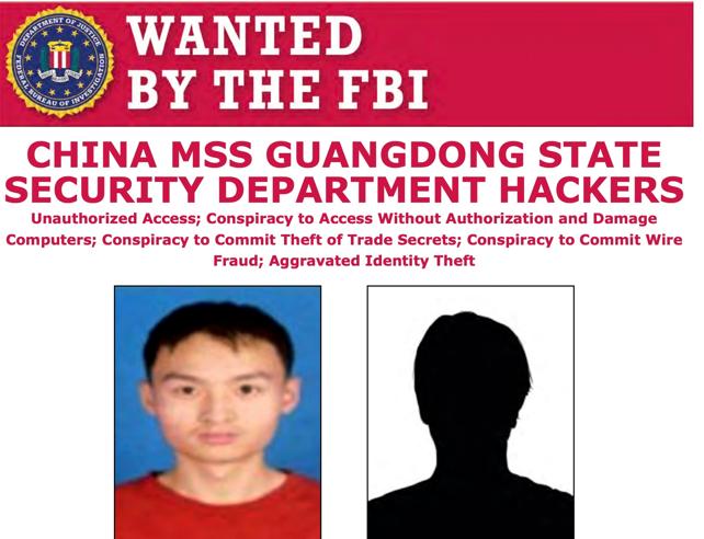 wanted due hacker cinesi