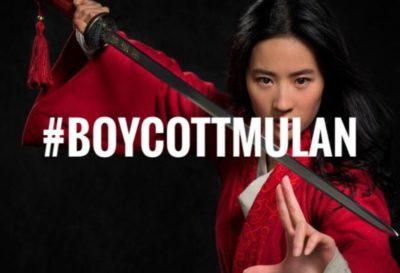 boycott mulan a hong kong proteste contro il film della disney