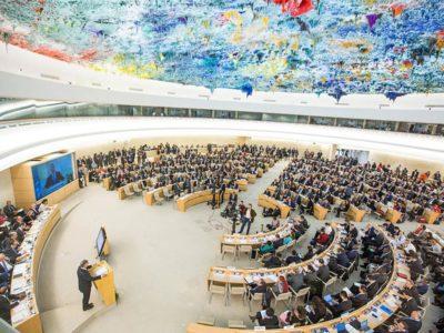 consiglio per i diritti umani delle nazioni unite