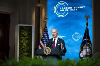 summit sul clima 2021