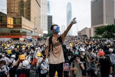 sciolto fronte democratico hong kong